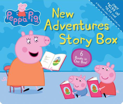 New Adventures Story Box