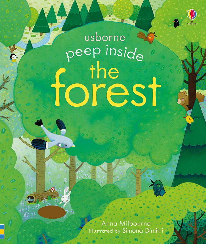 Peep Inside: The Forest