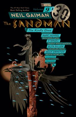 Sandman 9 - the Kindly Ones: Dc Black Label Edition; 30th Anniversary Edition