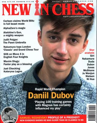 New in Chess 1 2019