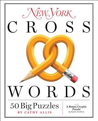 New York Crosswords: 50 Big Puzzles, A Bonus Cryptic Puzzle