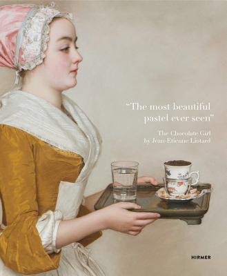 The Most Beautiful Pastel Ever Seen: The Chocolate Girl by Jean-étienne Liotard