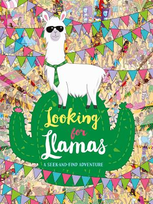 Looking for Llamas: A Seek-and-Find Adventure