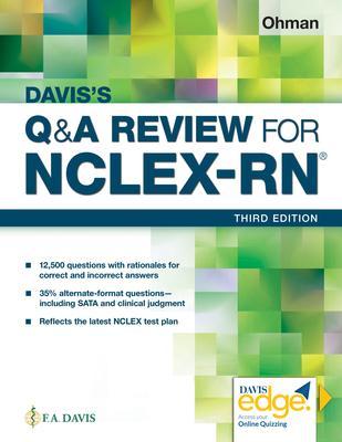 Davis's Q&A Review for NCLEX-RN