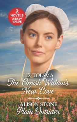 The Amish Widow's New Love & Plain Outsider