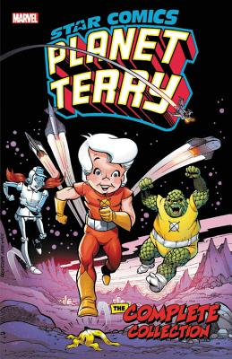 Star Comics Planet Terry: The Complete Collection