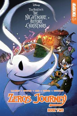 Disney Tim Burton's the Nightmare Before Christmas 2: Zero's Journey