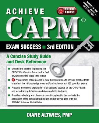 Achieve CAPM Exam Success: A Concise Study Guide for New Project Manager