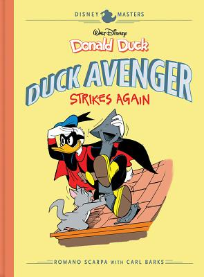 Donald Duck: Duck Avenger Strikes Again