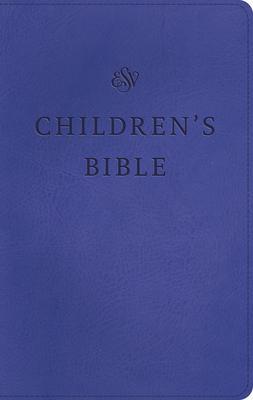 Holy Bible: English Standard Version, Children's Bible, Purple, Trutone