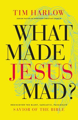 What Made Jesus Mad?: Rediscover the Blunt, Sarcastic, Passionate Savior of the Bible