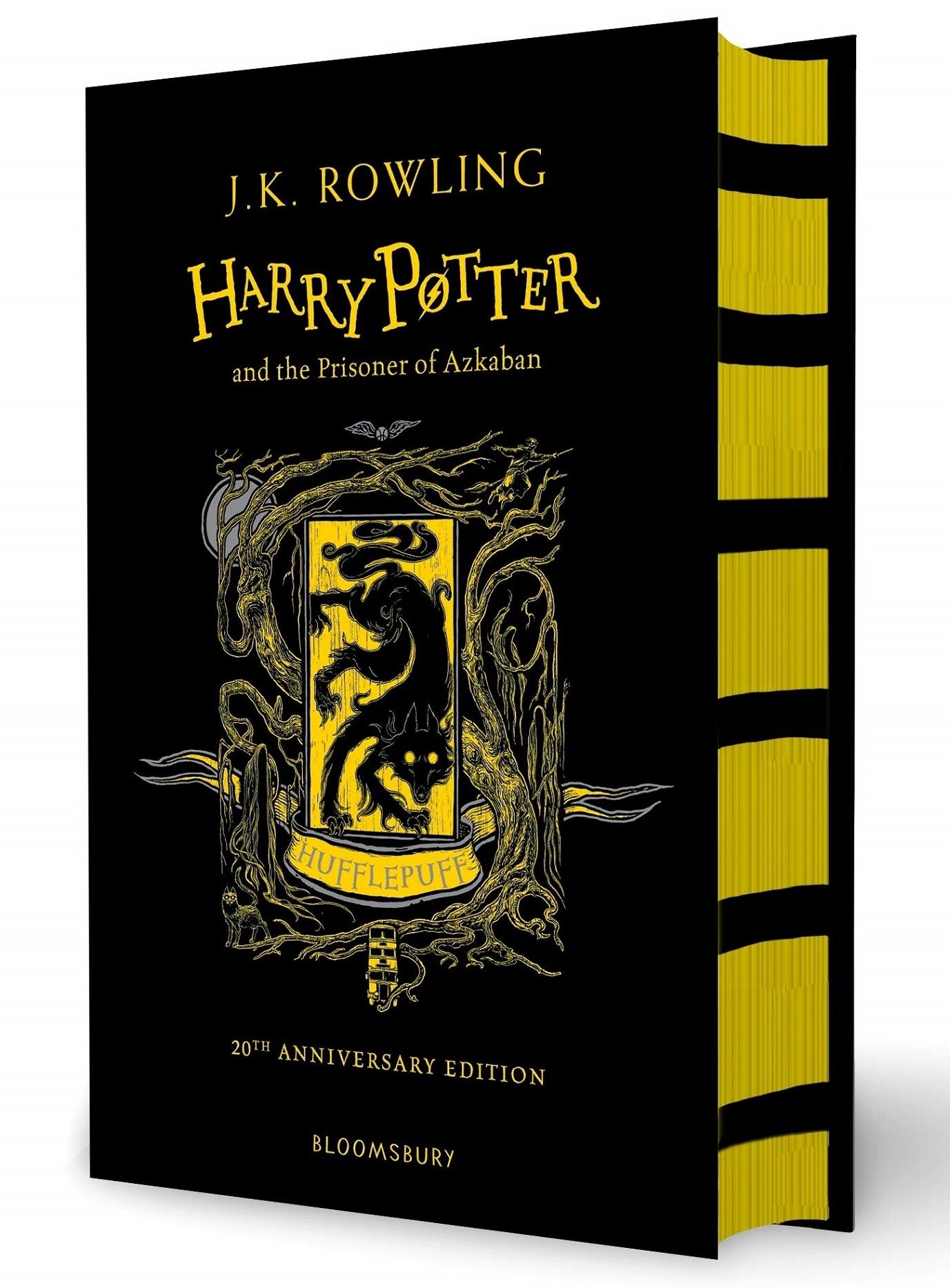 Harry Potter and the Prisoner of Azkaban: Hufflepuff Edition