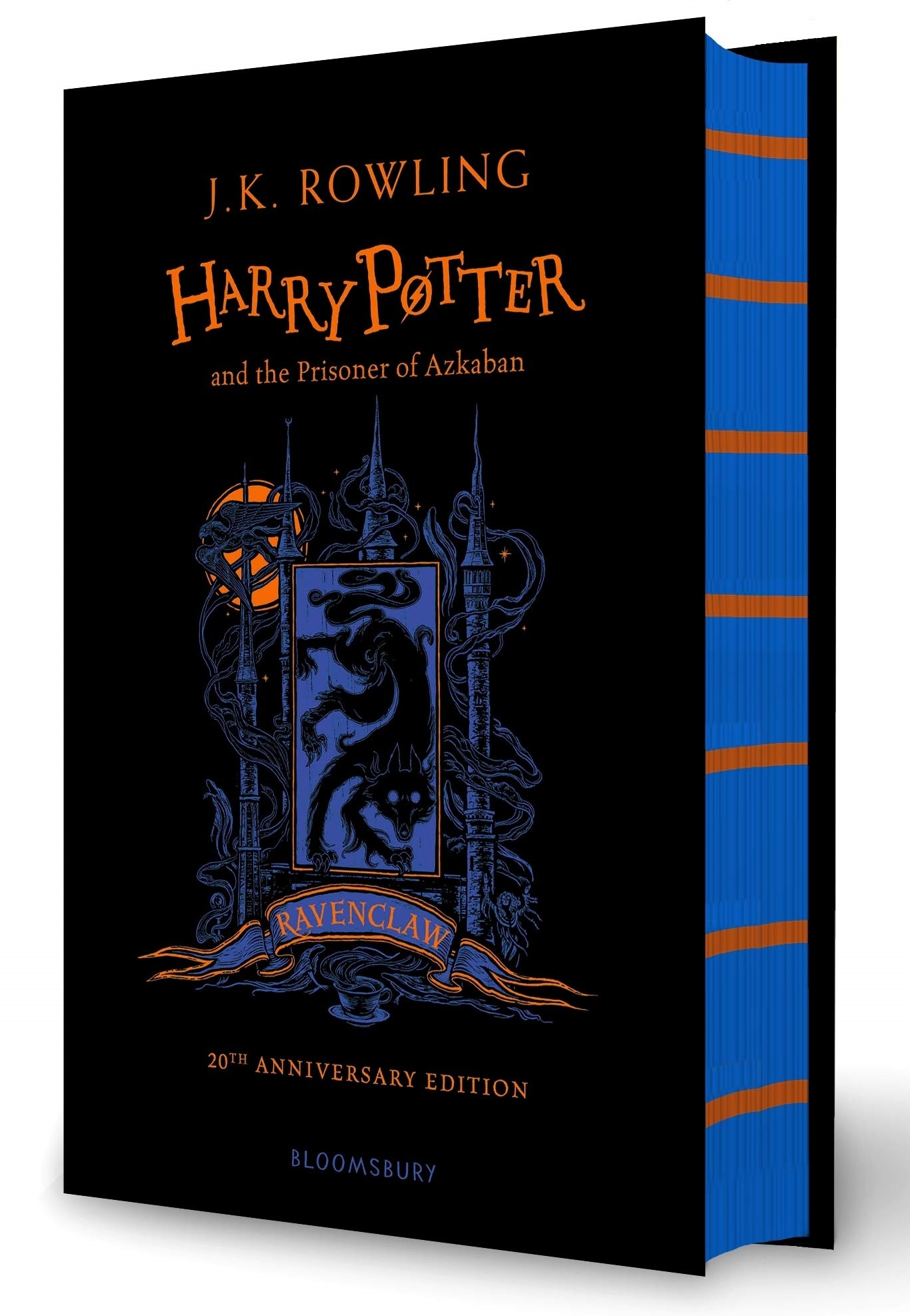 Harry Potter and the Prisoner of Azkaban: Ravenclaw Edition