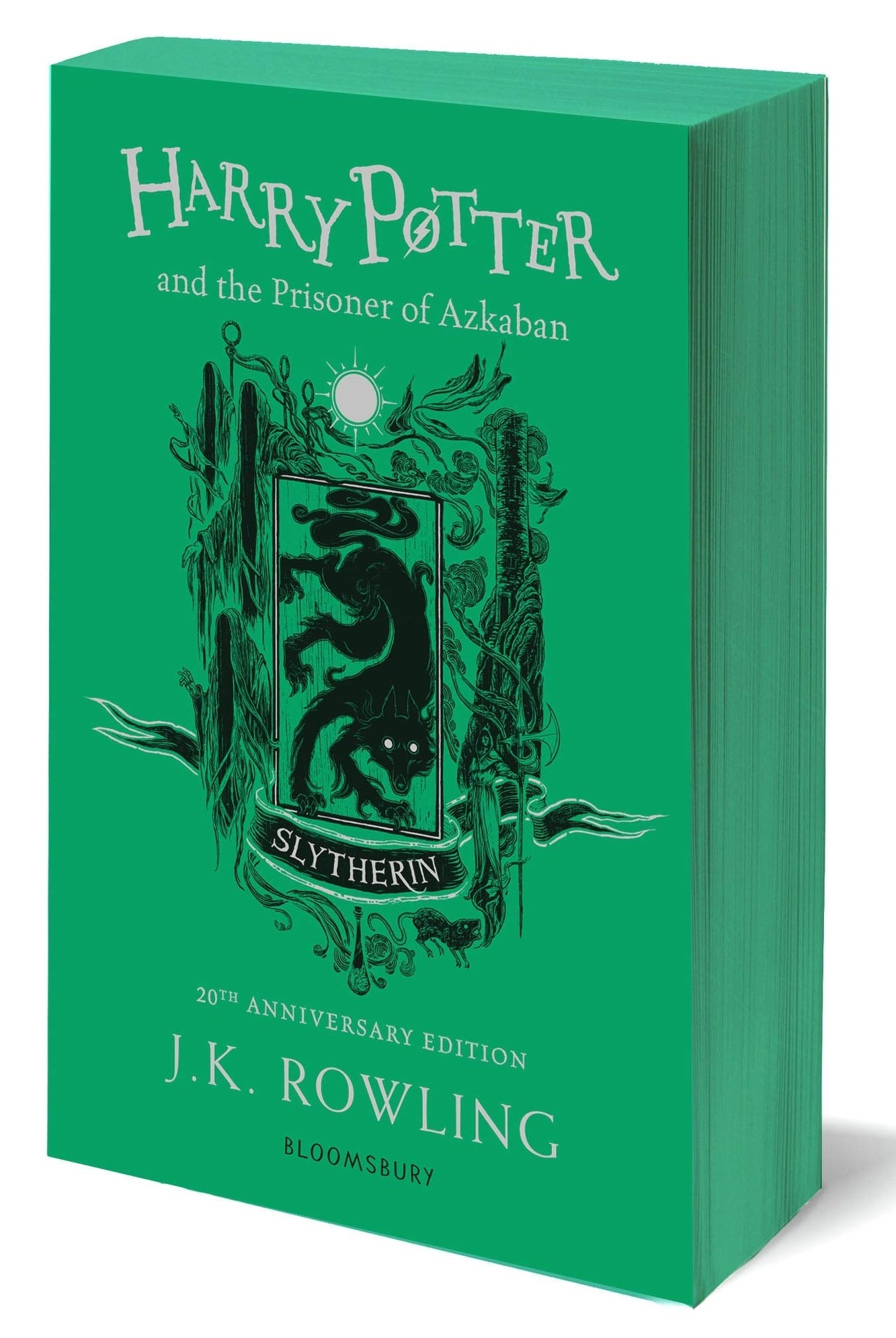 Harry Potter and the Prisoner of Azkaban: Slytherin Edition