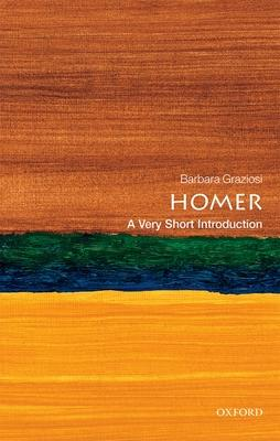 Homer: Very Short Introduction