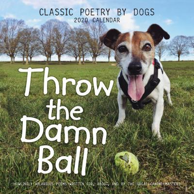 Throw the Damn Ball 2020 Calendar