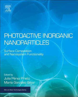 Photoactive Inorganic Nanoparticles: Surface Composition and Nanosystem Functionality