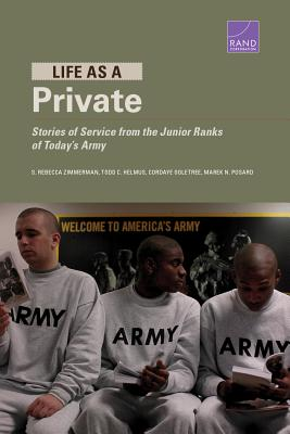 Life As a Private: Stories of Service from the Junior Ranks of Today's Army