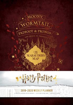 Harry Potter Weekly 2019-2020 Planner