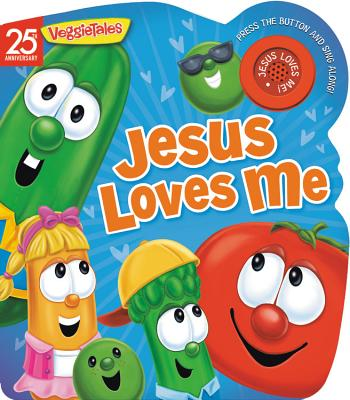 Jesus Loves Me: Press the Button and Sing Along