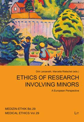 Ethics and the Research With Minors: A European Perspective