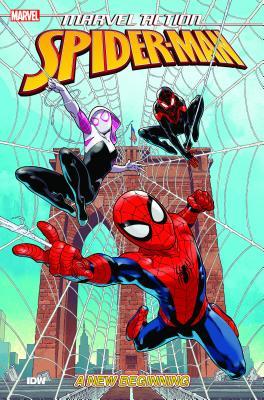 Marvel Action Spider-man A New Beginnings 1