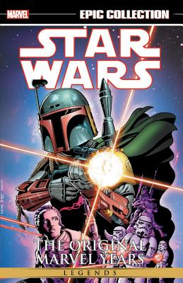 Star Wars Legends Epic Collection 4: The Original Marvel Years