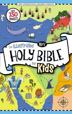 The Illustrated NLRV Holy Bible for Kids: New International Reader's Version