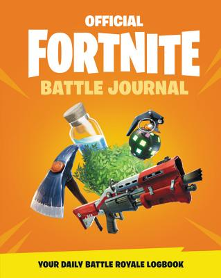 Official Fortnite Battle Journal