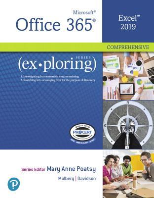 Microsoft Office 365 Excel 2019: Comprehensive