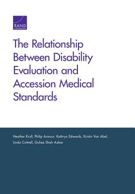 The Relationship Between Disability Evaluation and Accession Medical Standards