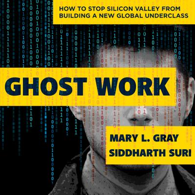 Ghost Work: How to Stop Silicon Valley from Building a New Global Underclass