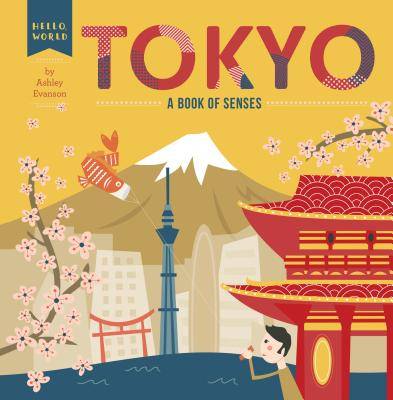 Tokyo: A Book of Senses