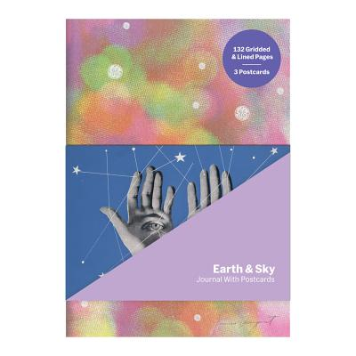 Moma Earth & Sky Journal With Postcard