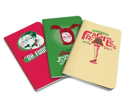 A Christmas Story Pocket Notebook Collection