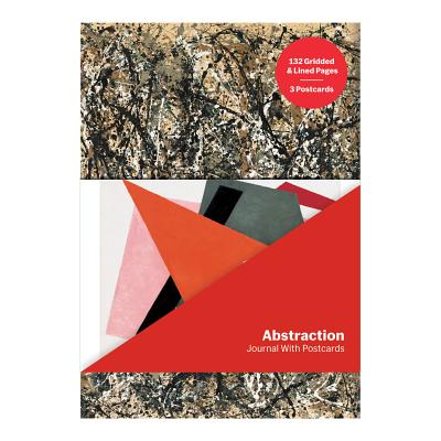 Moma Abstraction Journal With Postcard Set