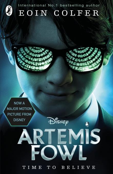 Artemis Fowl (Film Tie-in)