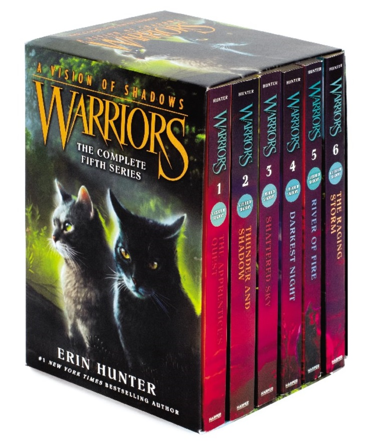 Warriors: A Vision of Shadows
