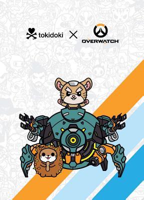 Overwatch Tokidoki X Series 3 Notebook: Wrecking Ball Theme