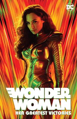 Wonder Woman: Her Greatest Victories《神力女超人1984》電影書封漫畫