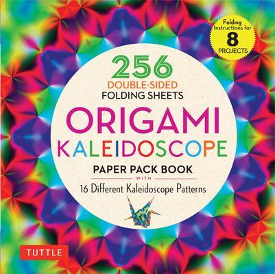Origami Kaleidoscope Paper Pack Book: 16 Different Kaleidoscope Patterns