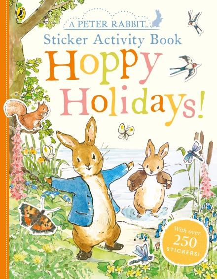 Peter Rabbit Hoppy Holidays Sticker Activity Book