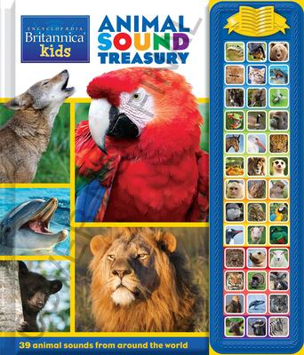 Encyclopaedia Britannica Kids: Animal Sound Treasury