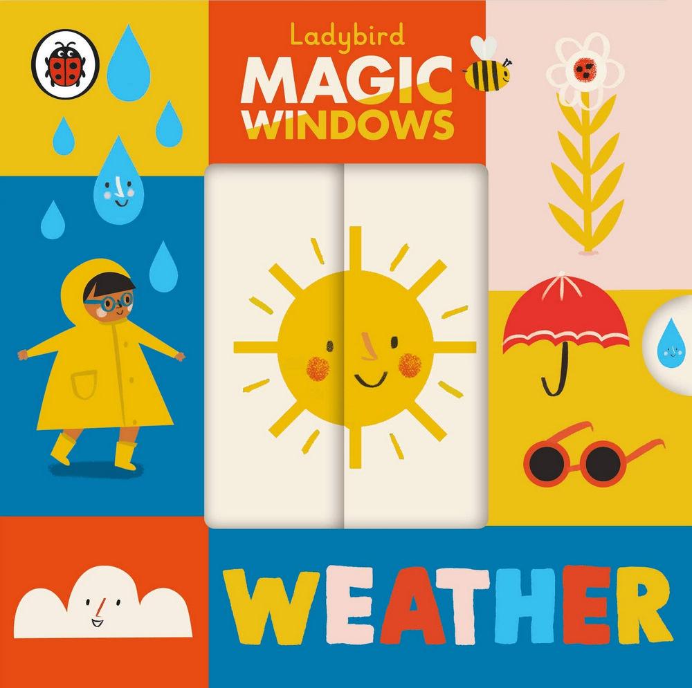 Magic Windows: Weather 幼兒動動腦操作書