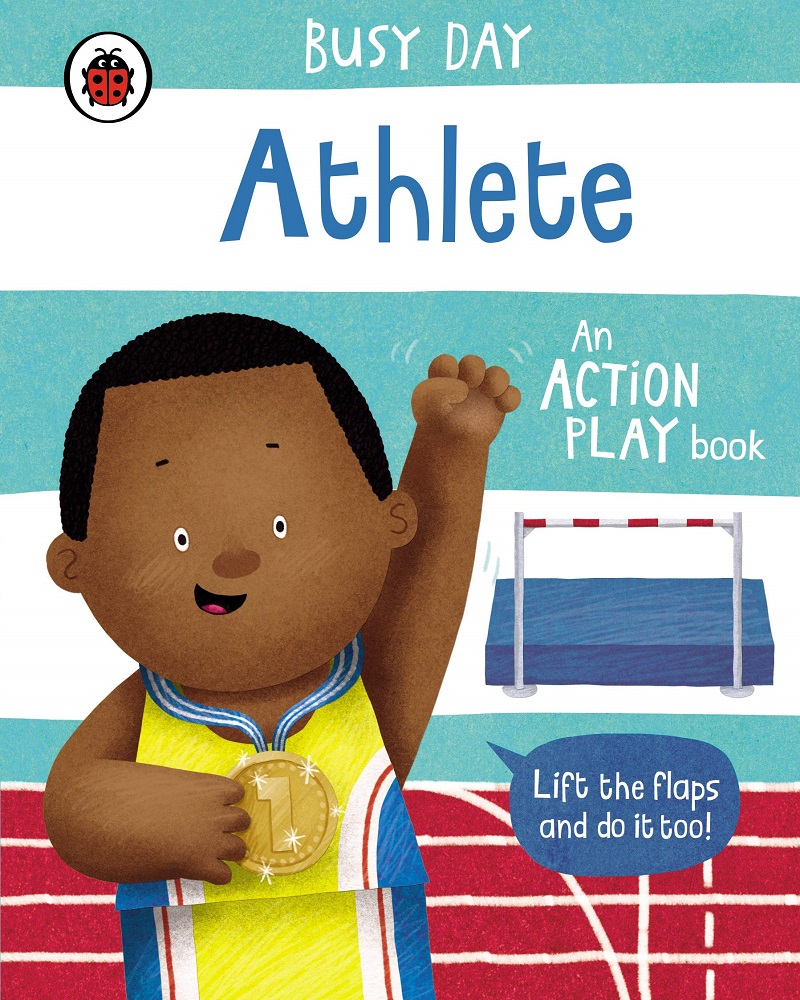 Busy Day: Athlete