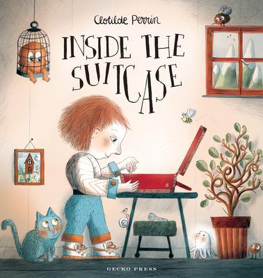 Inside the Suitcase