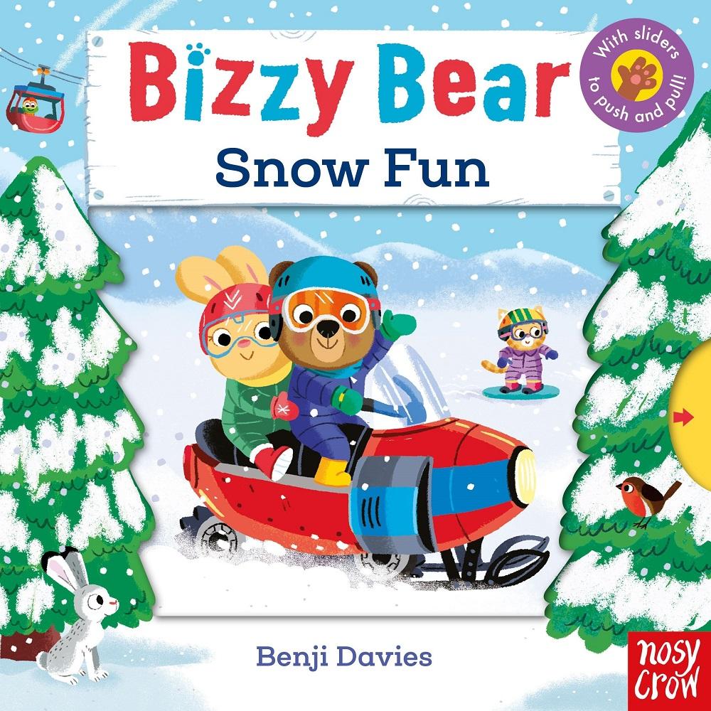 Bizzy Bear: Sno...