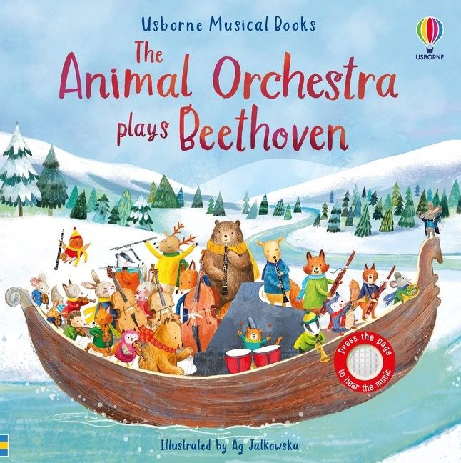 The Animal Orchestra plays Beethoven