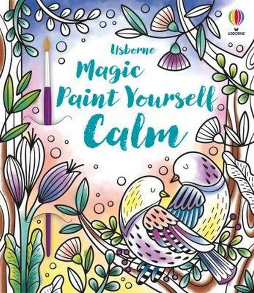 Magic Paint Yourself Calm