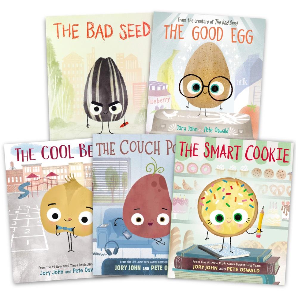 Bad Seed 5 book pack